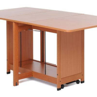 Tavolo pieghevole copernico noce albero delle idee - Tavolo pieghevole foppapedretti ...